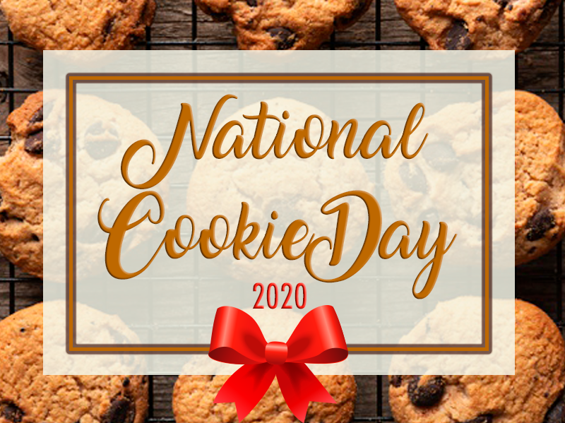 Tough week, tough month, though year... let's take a short break and celebrate #NationalCookieDay. We all need some time to take a deep breath and smile. Let's do it with a cookie in your hand. Happy #CookieDay! 🍪 #ngs