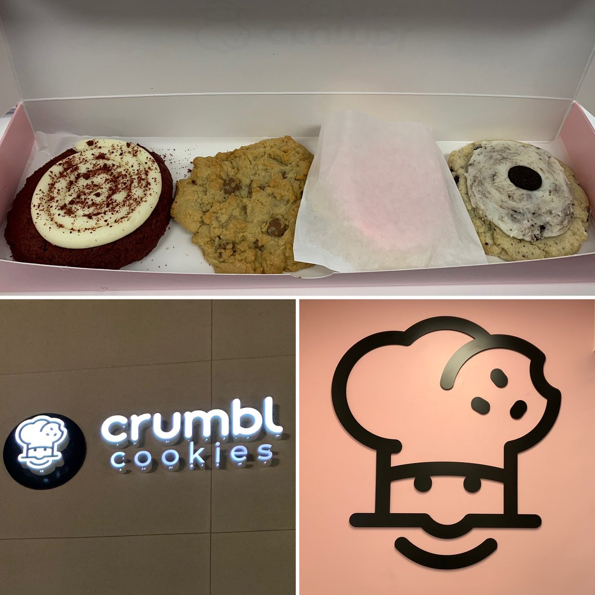 Happy #NationalCookieDay 😋 Wake up with #CKandCarmen and win cookies from @CrumblCookies at Herndon and Fowler in Clovis 🍪
