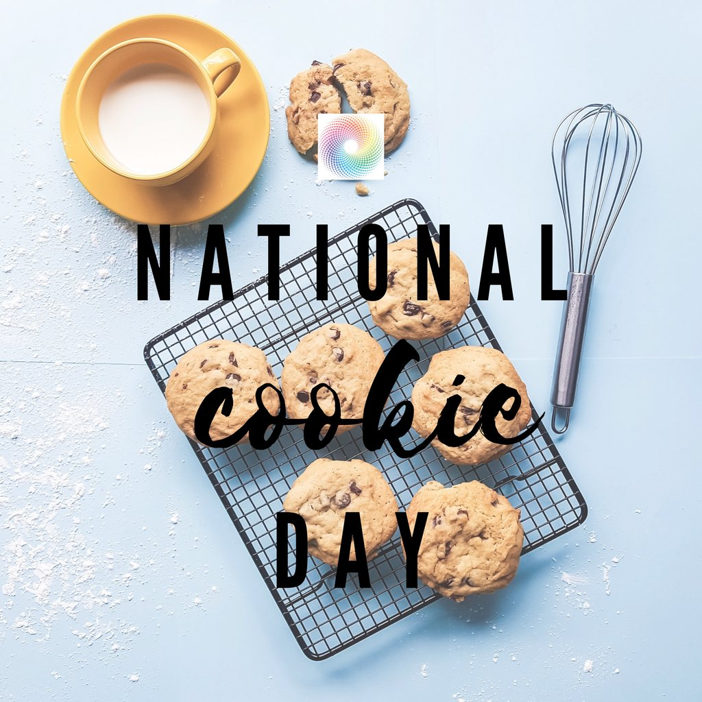 I'm sure we all baked something while in quarantine.  If you are still looking for a sign to start baking, here it is Happy National Cookie Day!🍪 🍪   #nationalcookieday #keeponbaking #bakingday  #marketing #mobileapp