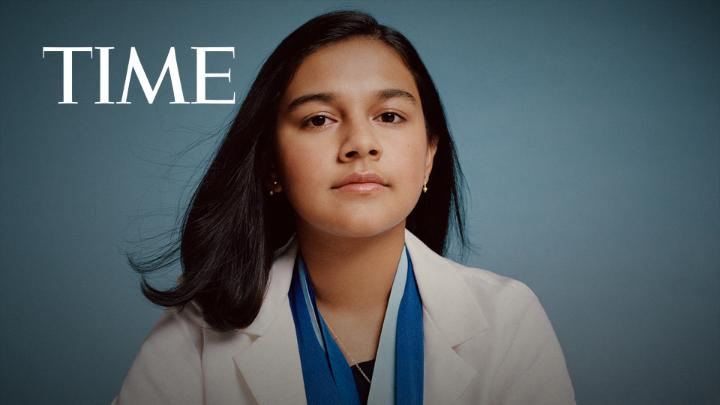 Meet TIME's first-ever Kid of the Year: Gitanjali Rao