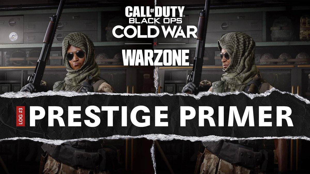 In this mission, there can be no mistakes.  Get the intel you need to take on Hardcore modes and earn quick XP in the newest Prestige Primer.