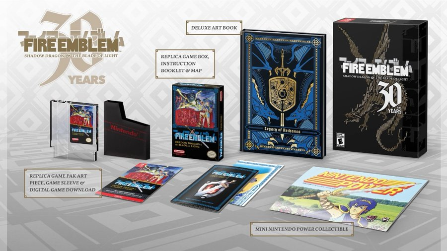 Fire Emblem 30th Anniversary up at Amazon! ACT FAST!! - Affiliate Link: 2