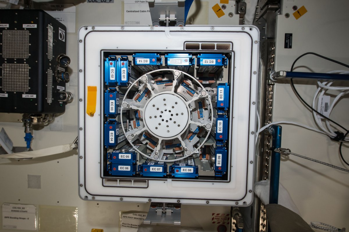 Could studying a #COVID19 💊 drug in microgravity make it work more efficiently? We're about to find out as European commercial experiments are set to 🚀 to the @space_station on the 21st @SpaceX cargo mission this weekend!
