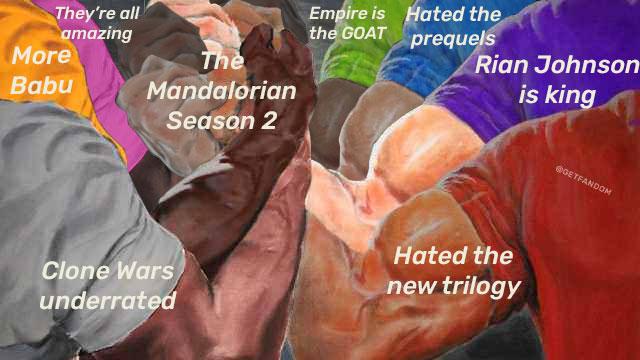 Replying to @getFANDOM: #TheMandalorian Season 2 🤯