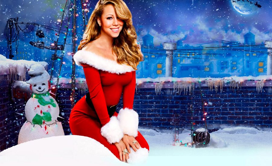 Can @MariahCarey finally reach No.1 with All I Want For Christmas?