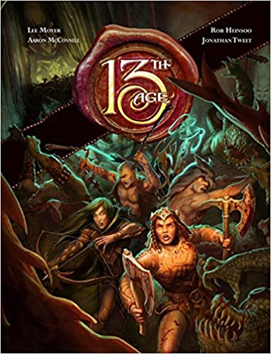 13th Age RPG Core Book Hardcover   31% off  #ad   TGDrepost