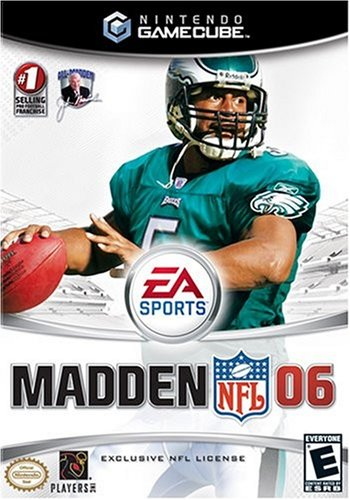 Madden NFL 2006 (GameCube) is $29.99 on Amazon: 2 brand new, shipped and sold by Amazon