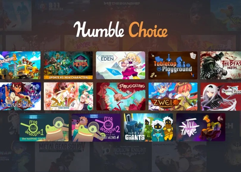 December Humble Choice games revealed 2
