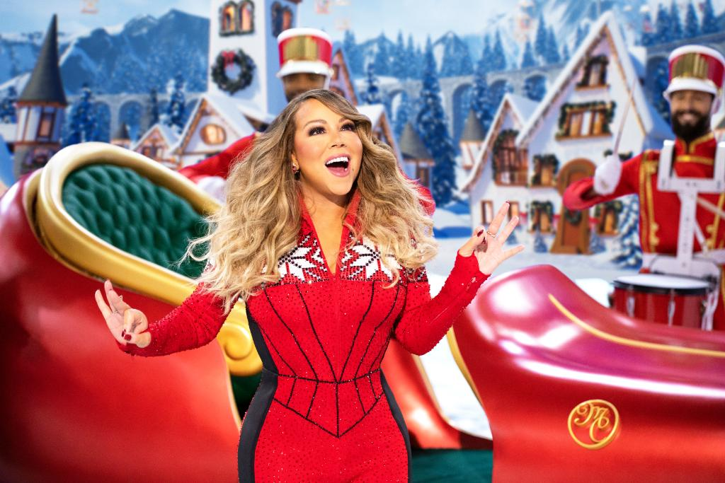 Celebrating the release of #MariahsMagicalChristmas on Apple TV+ with an all-day @MariahCarey takeover on Apple Music Hits.  Tune-in to hear all of your favorites from past to present: