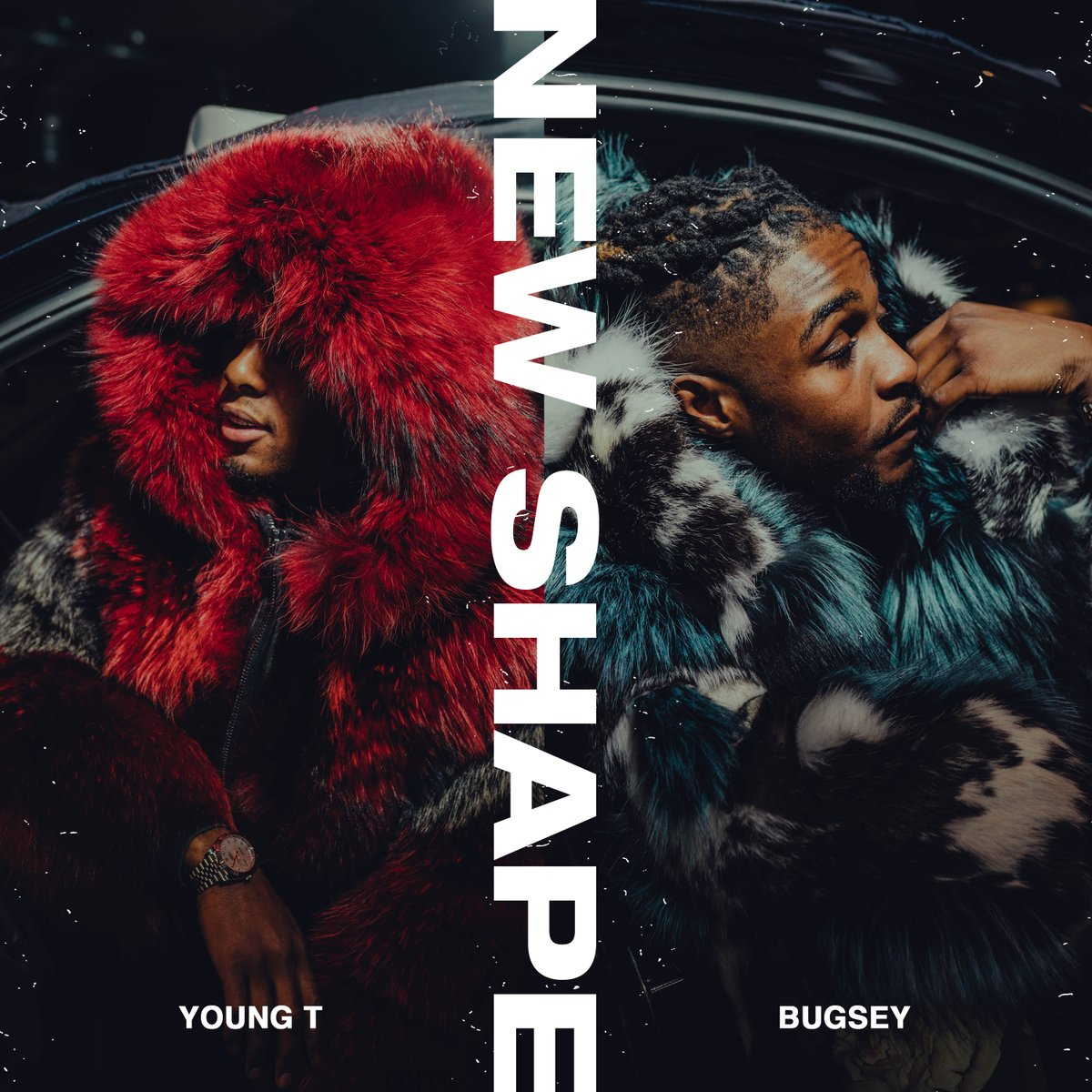 . @YoungTandBugsey head up our new Playlist with New Shape. How big can their new single go? Listen here:  #newmusic #NewShape