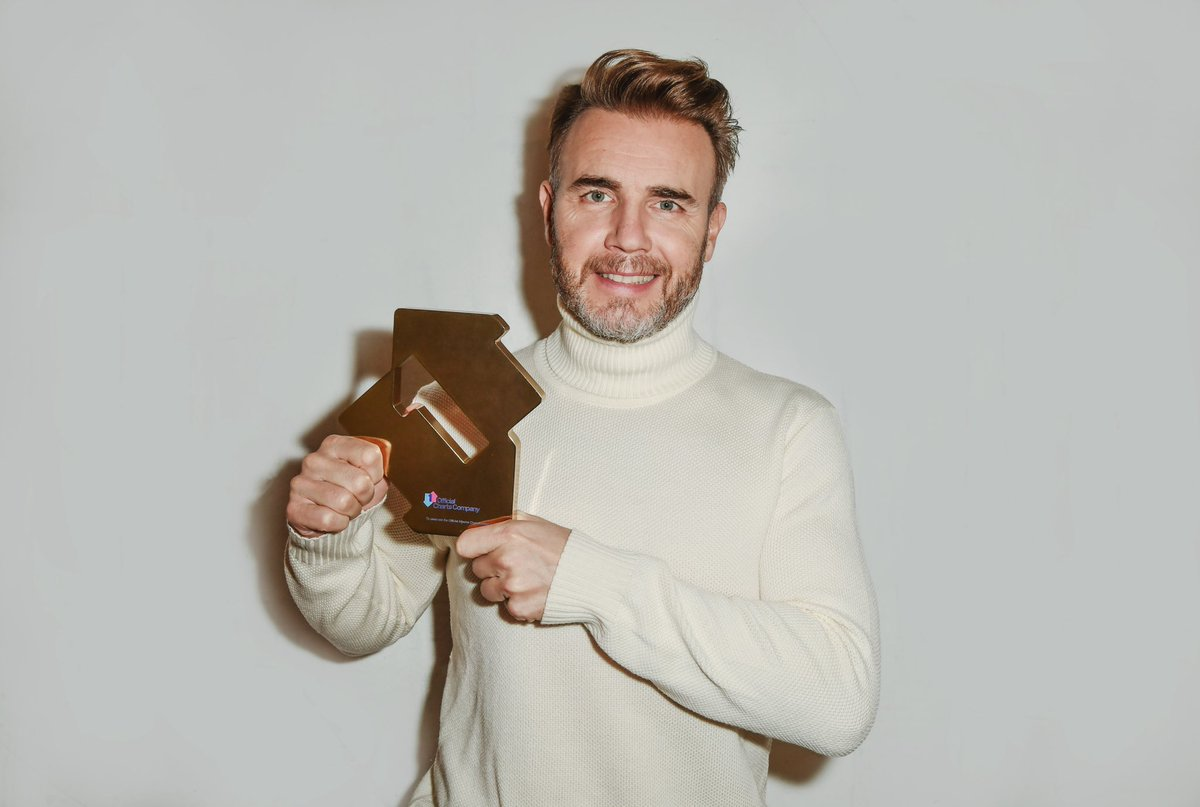 Congratulations to @GaryBarlow on his latest No.1 album #MusicPlayedByHumans. Check out his recent Music Week cover story here