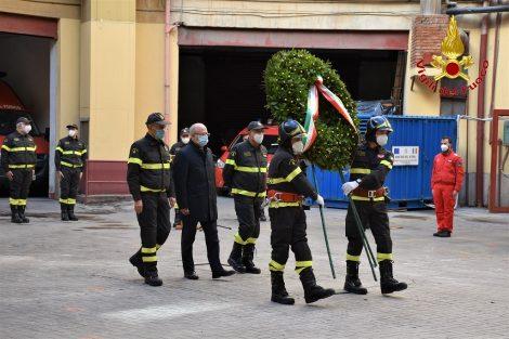 Auguri ai veri eroi... @emergenzavvf #Palermo e di tutta #Italia siete il simbolo della vera lealtà alle istituzioni ed al valore grazie ❤