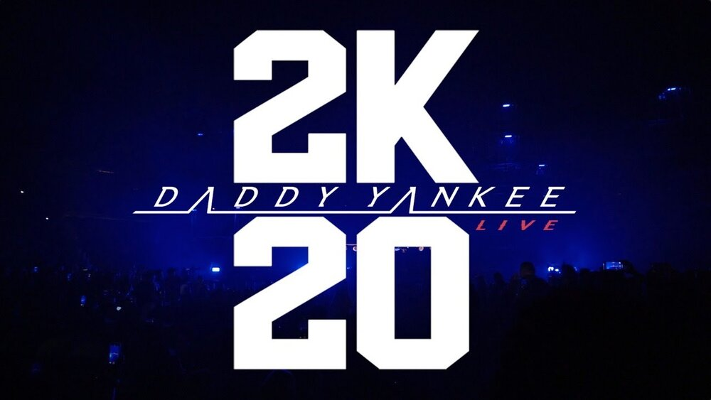"""🔊🔥🔥🔥 Tonight at 8pm EST (link at ) @daddy_yankee kicks off the #Christmas season by bringing a new experience to fans around the world with the release of """"#DY2K20,"""" a digital version of his concert series #ConCalmaPalCholi 🛒  #DaddyYankee #concalma"""