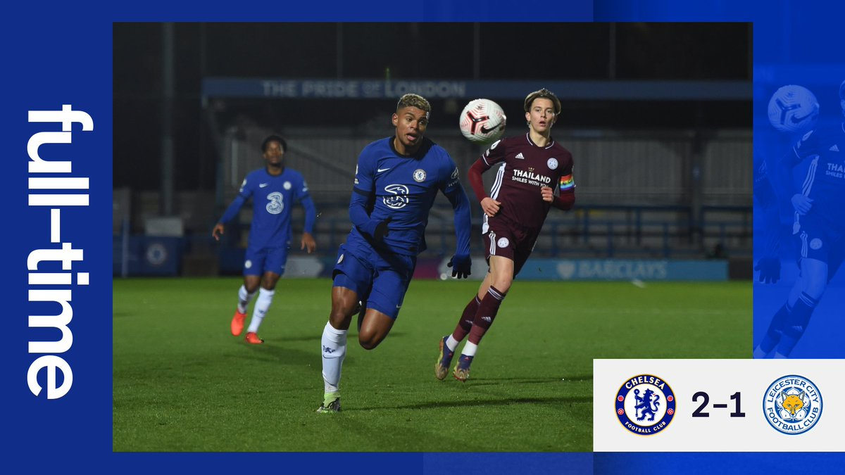 That's full-time and it's a win for #CFCDev. Good work, lads! 💪 https://t.co/S1o1RKDMZ8