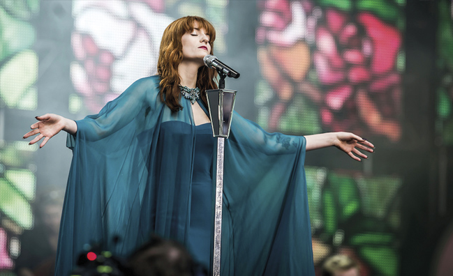 Photographers unite to raise money for live music crews
