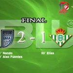 Image for the Tweet beginning: Final, otra derrota en los
