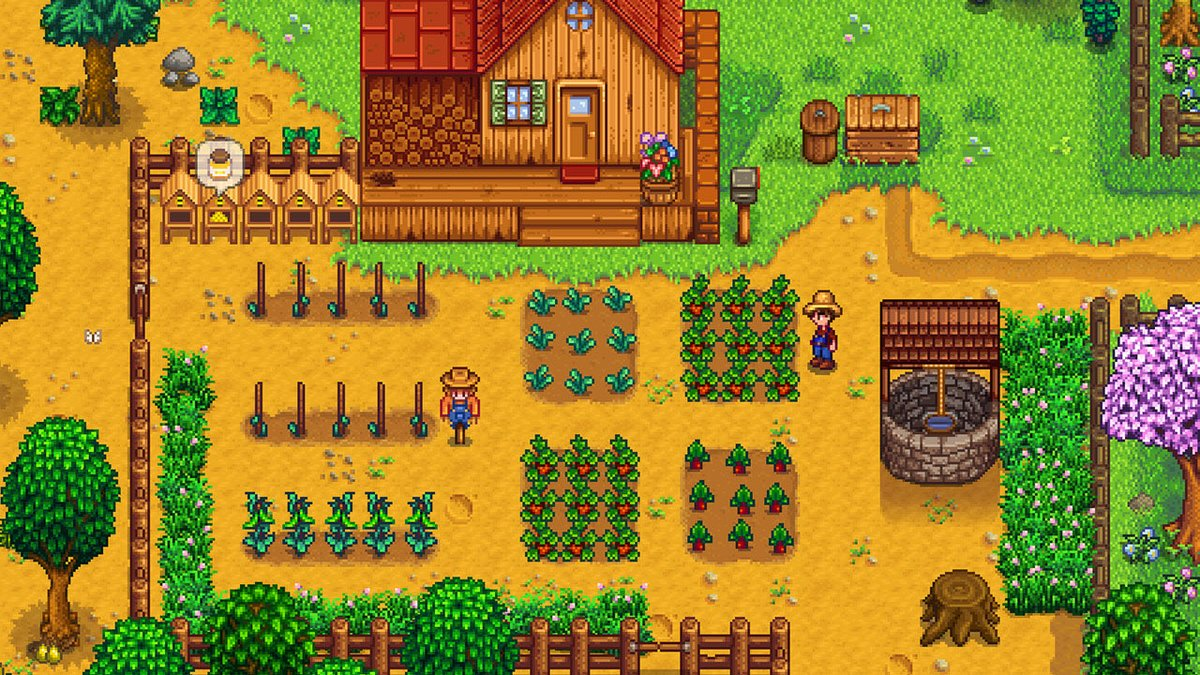 Stardew Valley (Switch Digital) is $11.99 at Best Buy 2