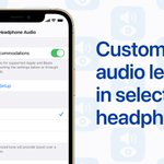Image for the Tweet beginning: Customize the listening experience for