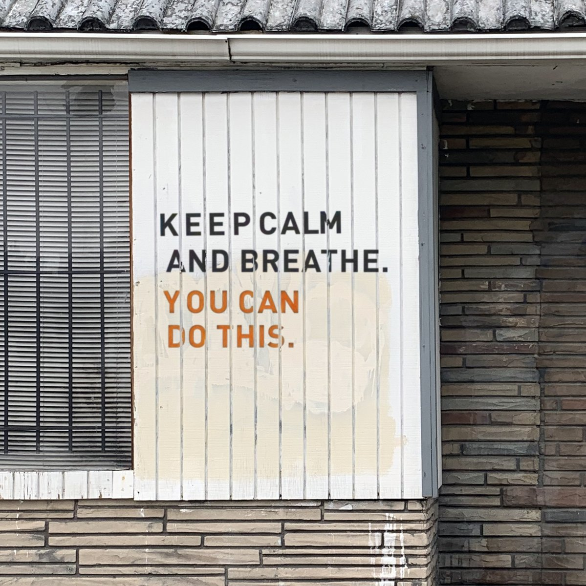 "#ThisIsQuitting user Jay has this to say to anyone struggling to quit vaping: ""Keep calm and breathe. You CAN do this. It will be hard but it WILL be worth it. Keep your head up and keep trying."" Start your quitting journey + text DITCHVAPE to 88709. https://t.co/cJuxYnmxpg"