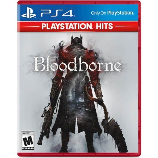 Bloodborne (PS4) is $7.99 at Best Buy 2