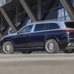 Image for the Tweet beginning: The 2021 Mercedes-Maybach GLS600 is
