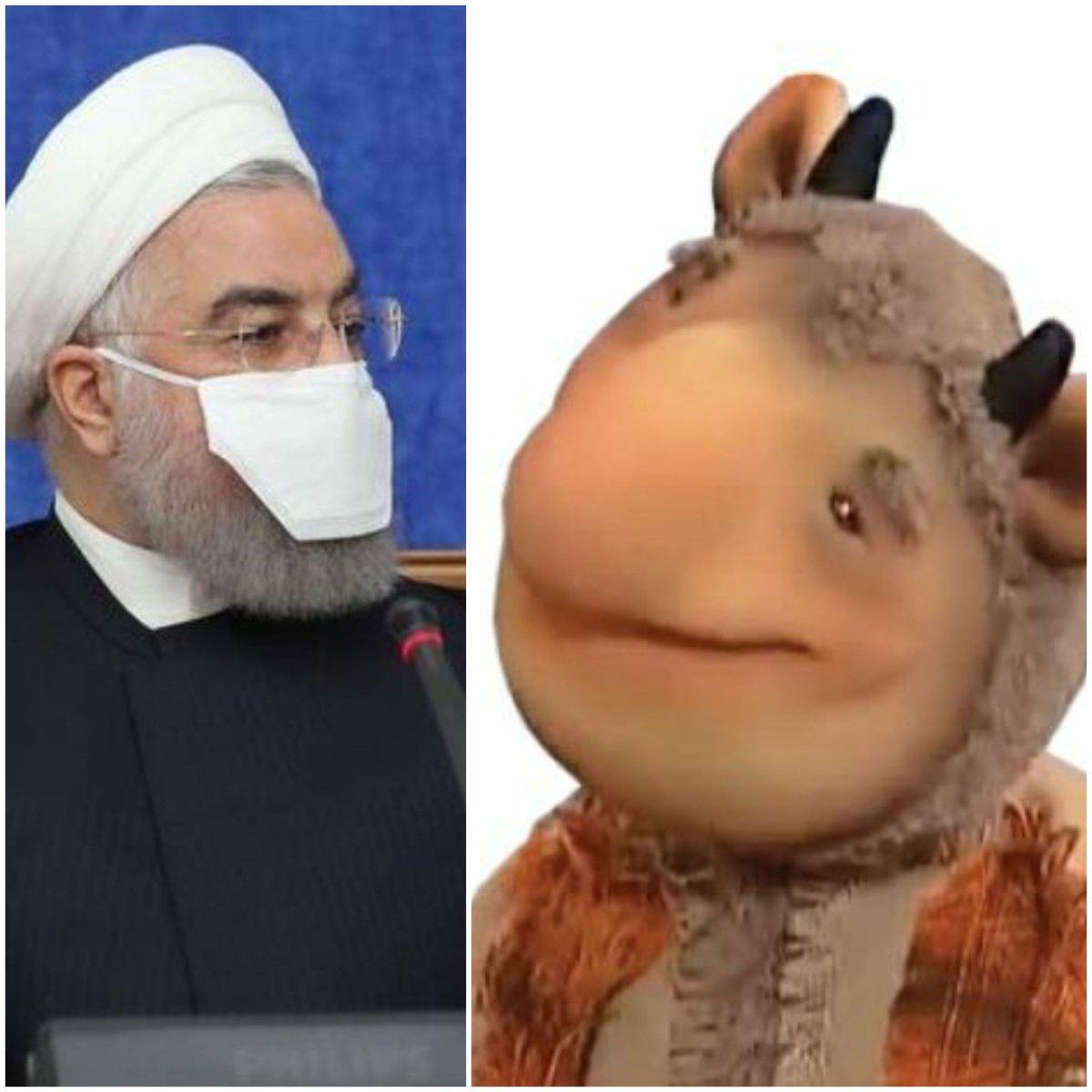 """من نمیدونم چرا وقتی آقای #حسن_روحانی حرف میزنه یاد """"دیوی"""" تو #کلاه_قرمزی میافتم که حرفاش برعکس بود. مثلا میخواست بگه برو ، می گفت نرو... میخواست بگه دوست دارم ، میگفت متنفرم ازت... میخواد بگه ما بلد نیستیم و از آمریکا شکست خوردیم، میگه ما بلدیم و شکست دادیم #مصوبه_هسته_ای_مجلس"""