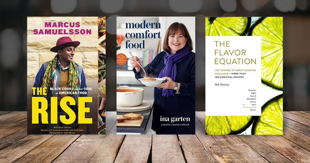 Here's a look at our top picks for the best cookbooks of 2020, including the latest from @MarcusCooks and @inagarten :