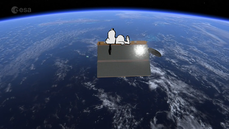 #Sentinel6 European / US satellite, critical to the understanding of climate change, was successfully launched last month. It will measure the shape of the world's oceans and track not only sea-level rise but reveal how the great mass of waters is moving around the globe.