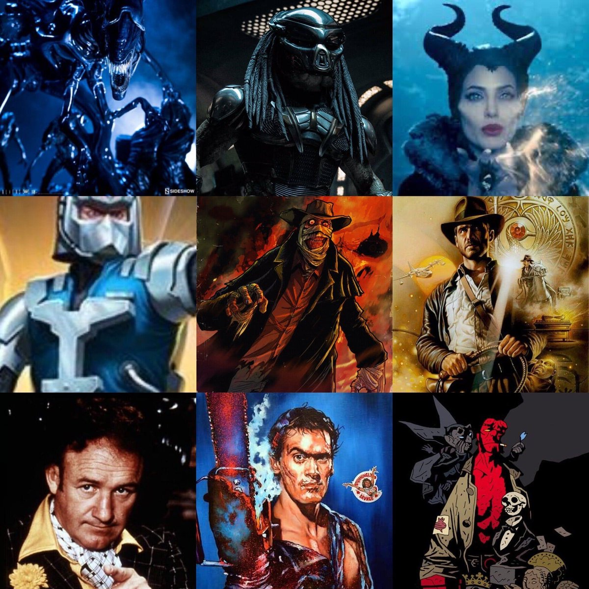 The Hive  (#LegacyTales Epic #fanfiction #comicbook style tale #horrotica #predators #aliens #indianajones #hellboy #darkman #evildead #residentevil #horrorfamily #fanfiction #AVP) Please read all replies for the best experience. COMPLETE STORY ATTACHED https://t.co/pH6j1QTTqW