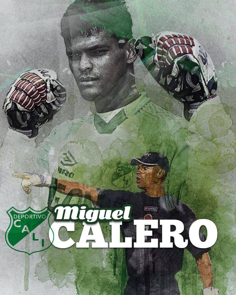 A 8 años de su partida, recordamos al gran Miguel Calero. Leyenda verdiblanca.  Un 'show' eterno que vivirá para siempre en nuestros corazones. 🧢  #VuelaAltoCóndor
