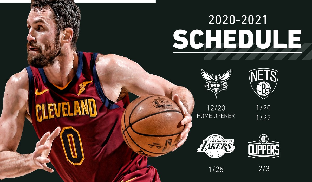 The first half of '20-21 tips off 12/23 at @RMFieldHouse!  DETAILS:   #BeTheFight
