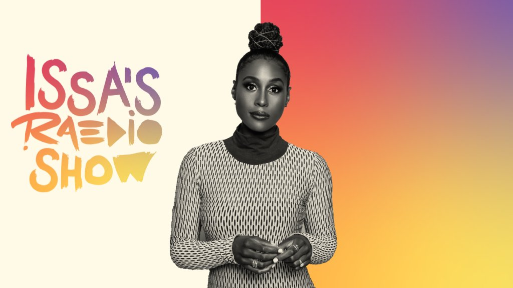 .@IssaRae is back on Apple Music 1. Catch a new episode of #IssasRaedioShow now.  Listen live for free or anytime with a subscription: