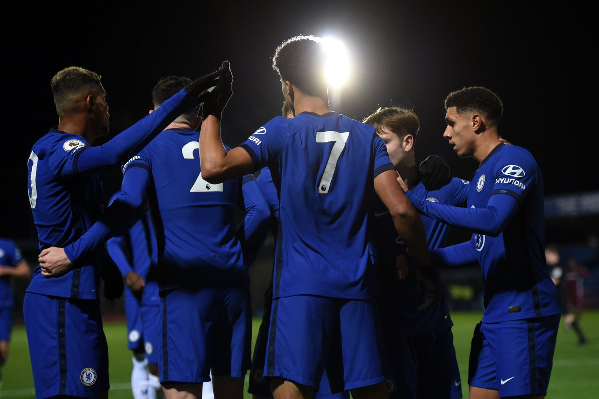 📸 Back underway for the second half - more of the same please, lads!  🔵1-0🦊 [46'] #CFCDev https://t.co/9LIYuvcvgF