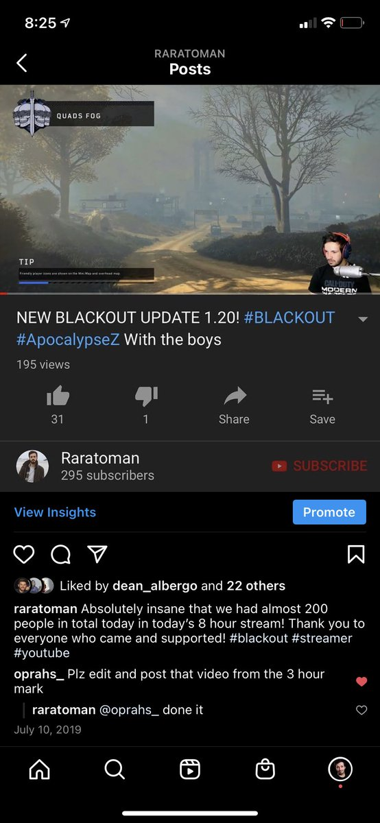 Raratoman - Hold up @iamExpel you believe this was about a year ago...