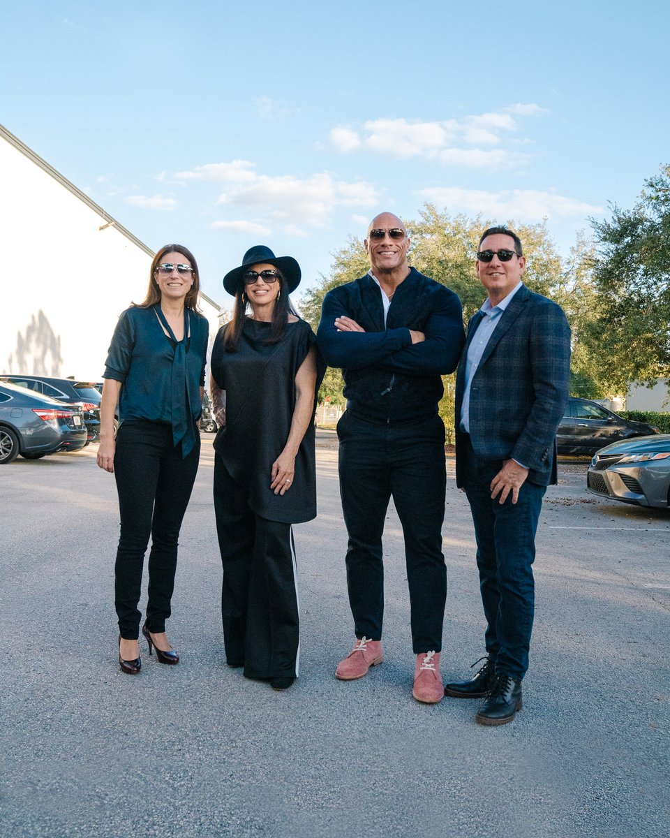 A big, warm salud to our @Teremana family!! Thank you for welcoming the brand this year, and for sharing your enjoyment with us along the way. Becoming the biggest launch in spirits history is a moment we celebrate with you! More from @Forbes: