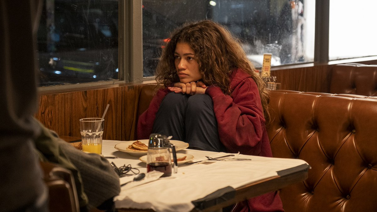 Euphoria special episode is on the menu tonight. No reservation needed. Watch Part 1: Rue tonight at 9pm.