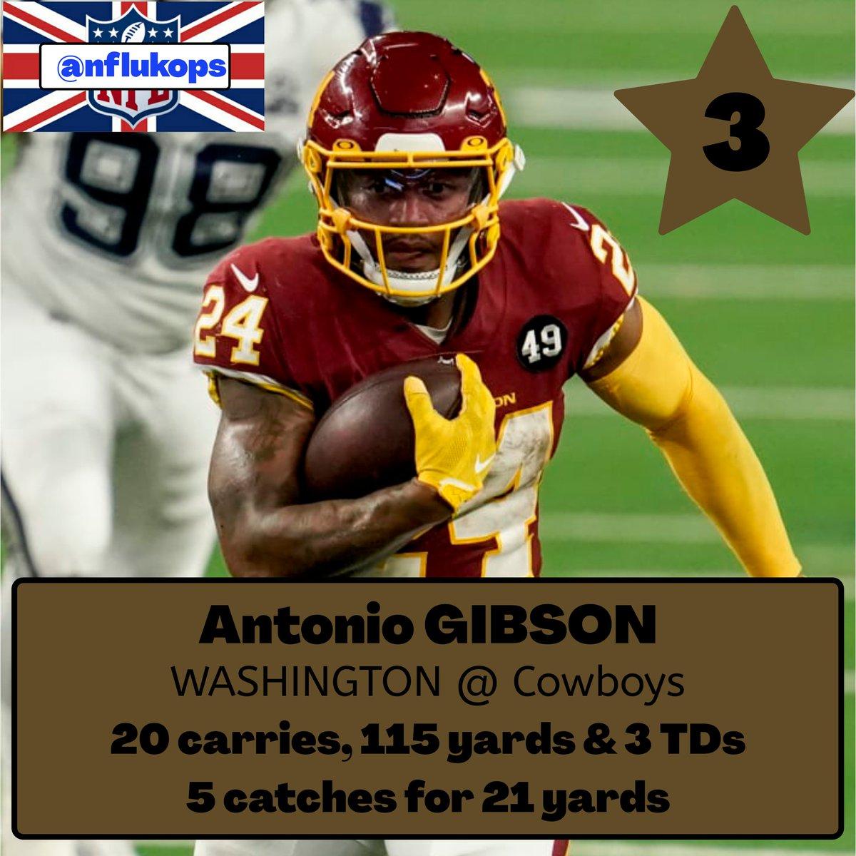 TOP 10 #NFL WEEK 12 OFFENSIVE PERFORMERS COUNTDOWN*...  NO. 3 is... 👇  *Team must win to be in! #NFLUKOPS #TOUCHDOWN #NFLTWITTER #NFLOFFENSIVEPERFORMERS #NFLWEEK12 #WashingtonFootball #WASvsDAL @WashingtonNFL @AntonioGibson14 @WashingtonFTUK @WashingtonFanUK @washingtonfcuk1