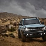 Image for the Tweet beginning: Ford delays Bronco until summer