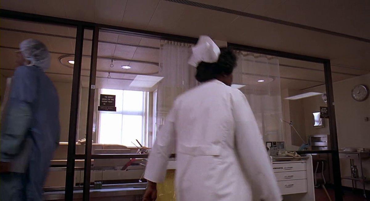 "Frame #32352 ""until they become train wrecks like Mr. John Doe here."" #Darkman #SamRaimi #LiamNeeson #FrancesMcDormand #LarryDrake #90s https://t.co/b7l8svqITv"