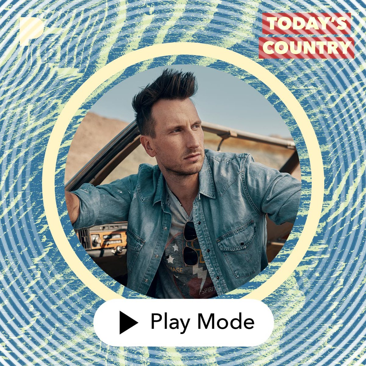 Head over to @pandoramusic and give their #TodaysCountry Playlist a spin to hear #SouthernSymphony 🚨🚨🚨