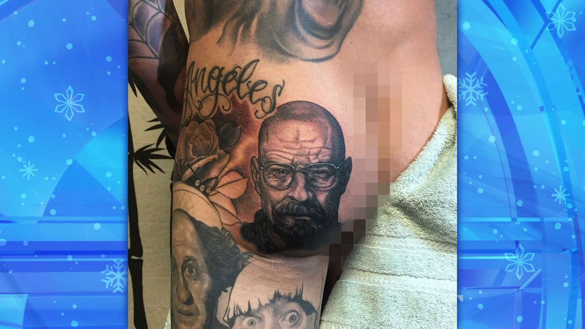 .@BryanCranston has some dedicated #BreakingBad fans.