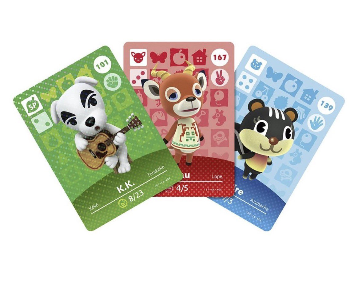 Animal Crossing amiibo cards Series 4 is available for purchase on Amazon! Link0|Link1|Link2|Link3 #ad