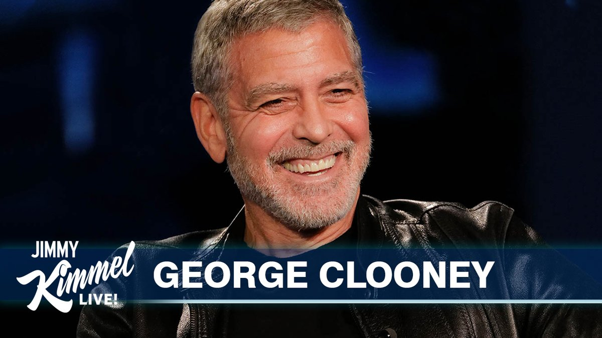 George Clooney's 3-year-old twins speak Italian fluently and he has no idea what they're saying…