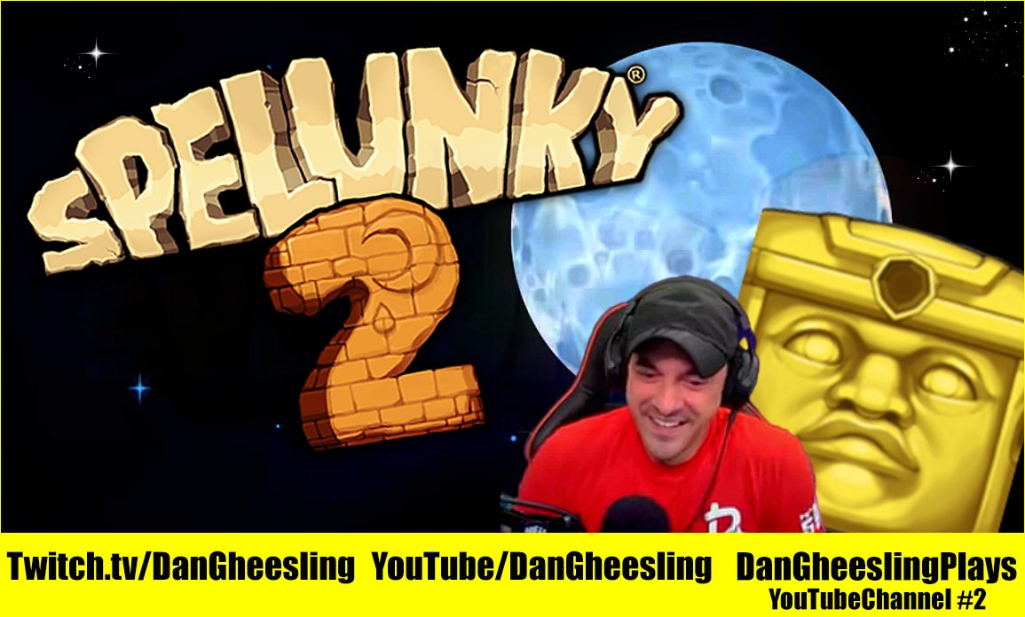 See @DanGheesling's  - Most Disgusting Thing In #Spelunky2 😝😝😝😝😝😝😝😝😝😝  https://t.co/g5ZfjzsWPs  #YouTubeChannel #Funny  #Spelunky #Twitch #Gaming #Games #Gamers #Fun #TwitchChannel #TwitchGaming #YouTubeGaming #VideoGames #VideoGaming https://t.co/MlCGj2WNII