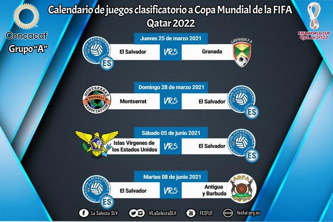 Los primeros juegos de Clasificatoria de Concacaf a la Copa Mundial de la FIFA Catar 2022 EobjmCeXYAEMNJC?format=jpg&name=small