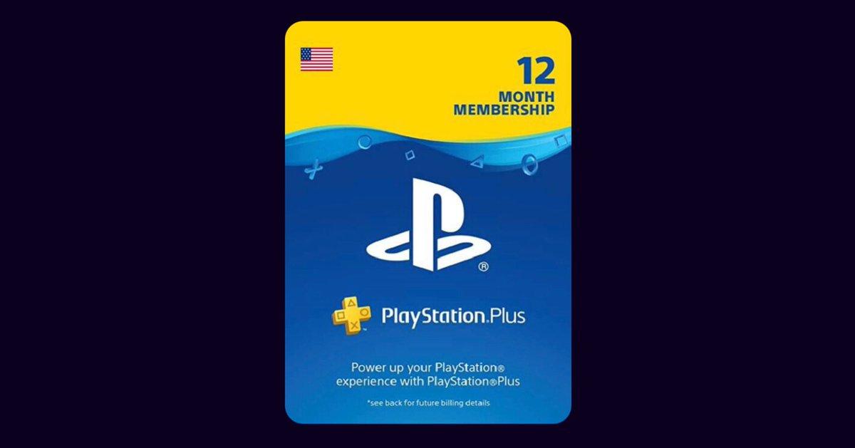 Save 48% on 1-Year PlayStation Plus Membership #ps5 #psn #gaming