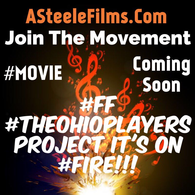 #JOIN THE #HOTTEST THING SMOKING🔥🔥🔥 #TheOhioPlayersProject #MOVIE #ASteeleFilms @wanderingstarz1 @QueenScorpio93 @ruby2015xo @THIS_T_IS_HOT @DrJimmyStar @PetalsTm @PatGrant7777 @CarolynNewsom @flyme2themoon15 @Fer_TeamUnidoS @nuvisionquestt2 @Kleidergroessen @Produkt_tipps @AP https://t.co/BwZuKCRGSI
