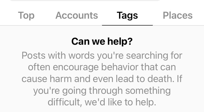 """I've finally hit the """"internet says you need help"""" stage of whatever 2020 is. I'm fine. Really. But thanks, Instagram. Good to know you're watching 😂😂💓 #dontbeafraid #itsonly2020 https://t.co/12u6Nq1zUZ"""