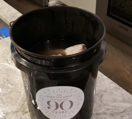 Our TPG buckets are getting more use than we even could think of - A customer shared that they used theirs to brine their Thanksgiving turkey! Share with us how you have been using your TPG bucket!  #ThePortlandGroup #TPGBucket #90YearsofBeautiful #ThanksgivingTurkey https://t.co/6BAhMdMTWj