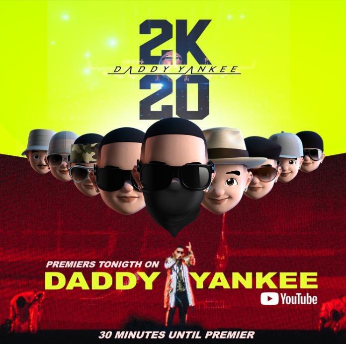 Daddy Yankee 2K20 Live  via @YouTubemusic